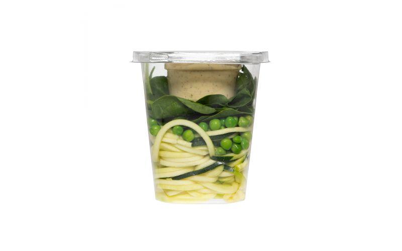 Zucchini Alfredo Veggie Noodle Kit