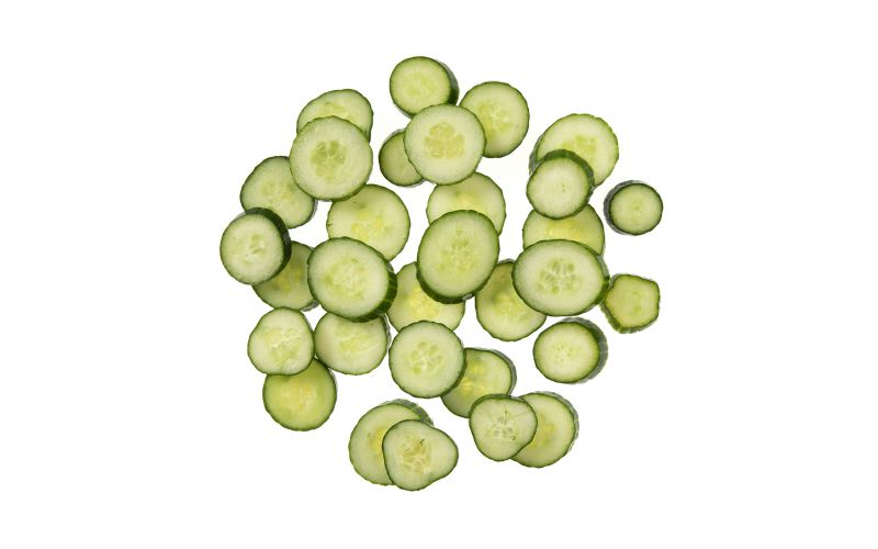 Sliced Select Cucumbers