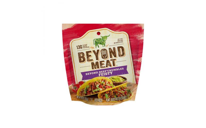 Beyond Beef Feisty Crumble