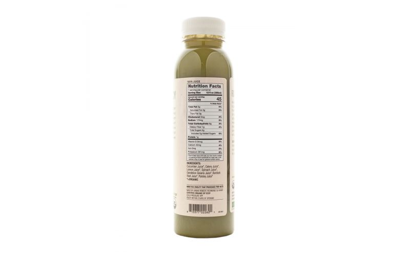 Deep Cleaning Juice