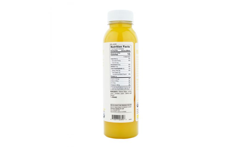 Turmeric Boost Juice