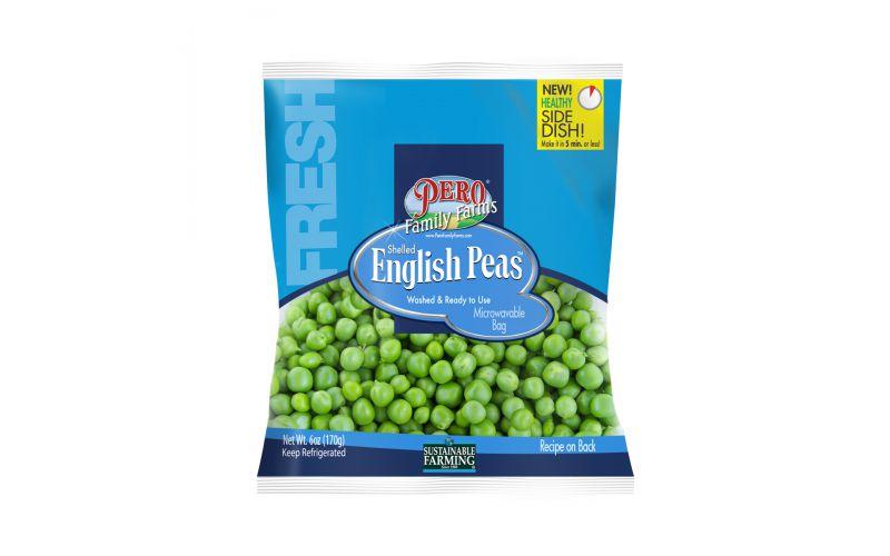 Shelled English Peas