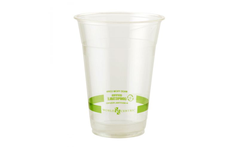 16 OZ Clear Cold Cups