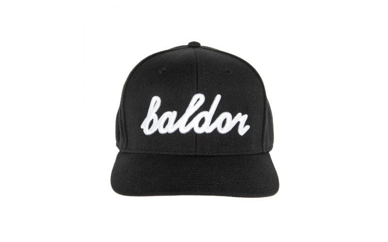 Adjustable Black Baldor Hat
