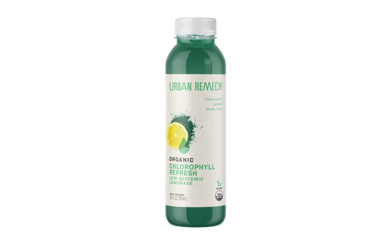 Chlorophyll Refresh Juice