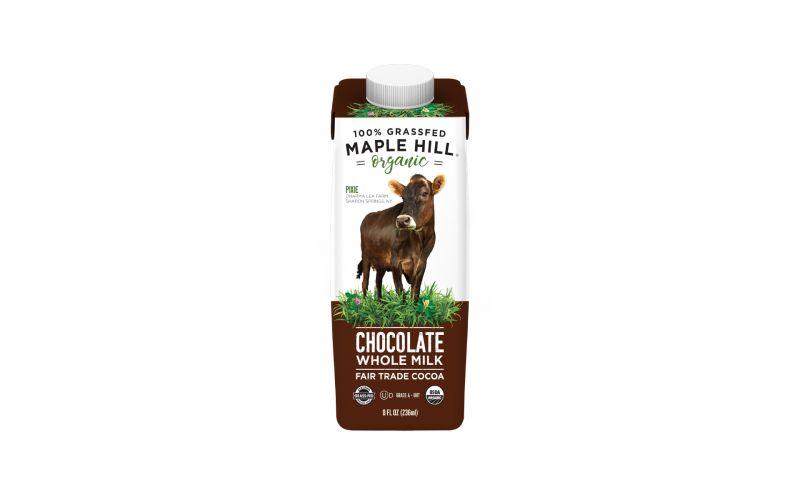 Organic Grassfed Chocolate Milk