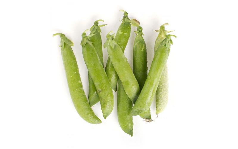 Organic English Peas