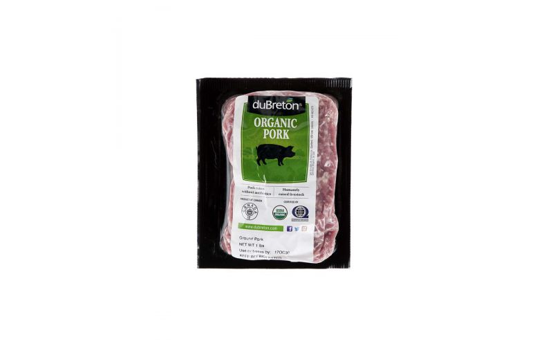 Organic Ground Pork