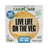 "Cauliflower Pizza Crust 10"""