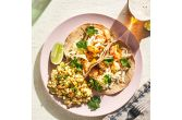 Shrimp Tacos and Roasted Corn Meal Kit