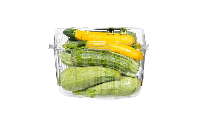 Organic Summer Squash Mix