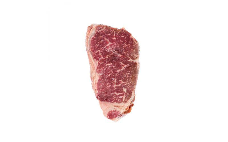 Grass Fed Boneless Beef Strip Steaks 12 OZ