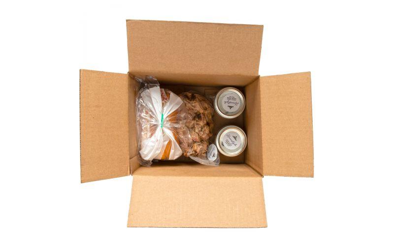 Pulled Pork Sandwich Kit