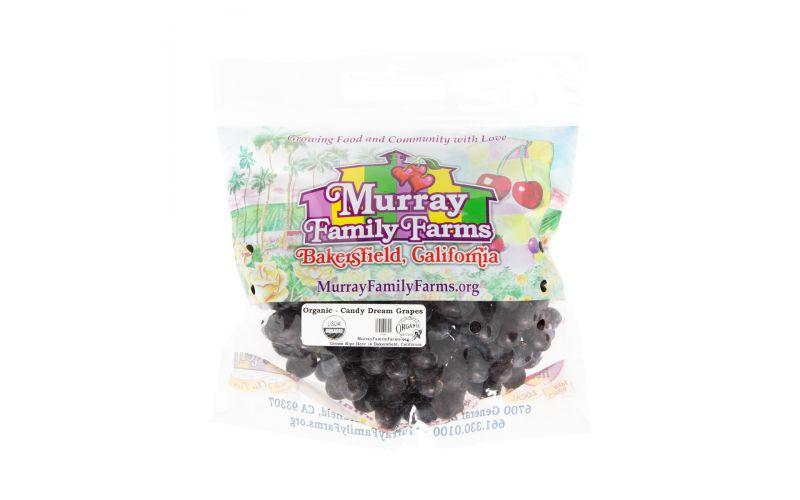 Organic Candy Dream Grapes