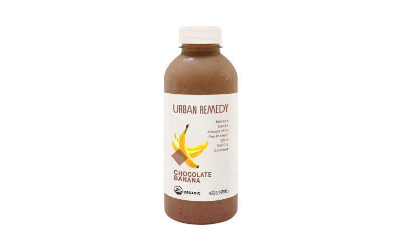 Chocolate Banana Drink