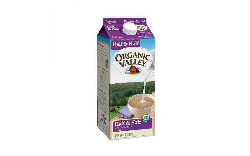 Organic Half And Half