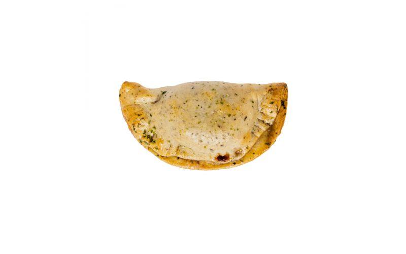 Par Baked Blue Corn Chicken Empanada