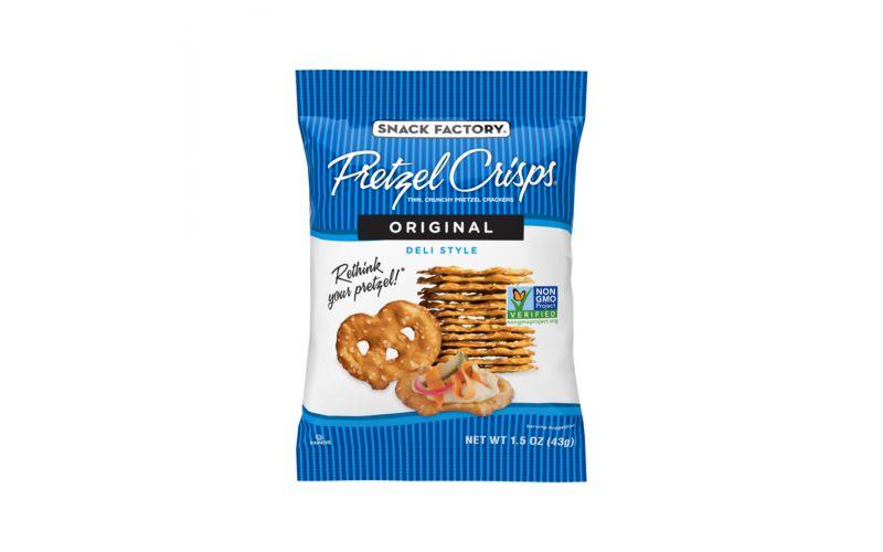 Original Pretzel Crisps