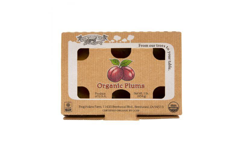 Organic Dapple Dandy Pluots