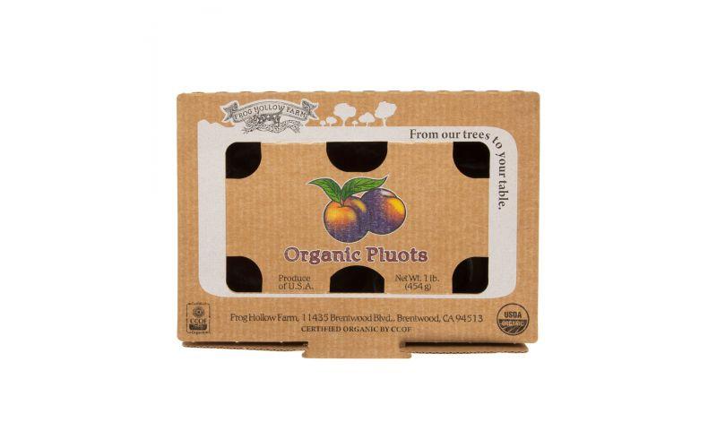 Organic Flavor King Pluots