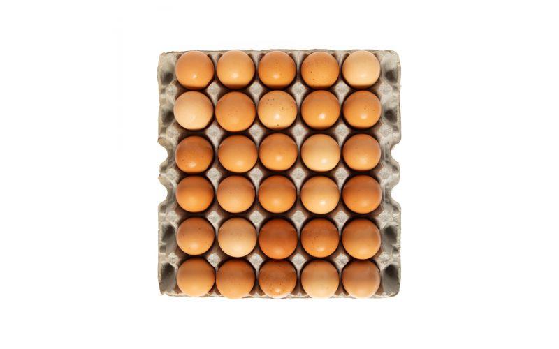 Organic Extra Large Loose Eggs