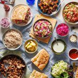 Berliner Döner Kebab Meal-Kit w/ Assorted Proteins