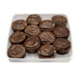 """2.5"""" Petite Fudge Brownie"""