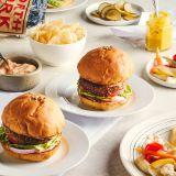 Vegan Cultured Hemp Burger Kit
