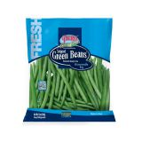Washed and Snipped String Beans