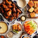 Chicken Wing Spread