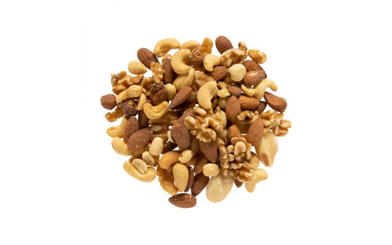 Unsalted Roasted Mixed Nuts