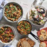 Cavatelli w/ Mushroom Bolognese Dinner