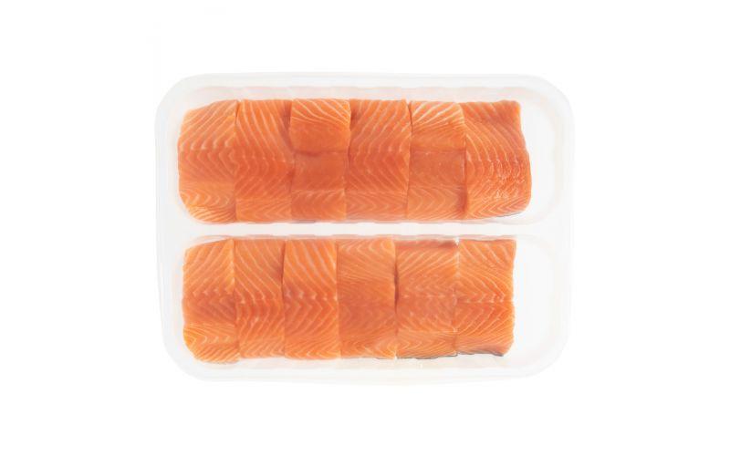 Farm Raised Scottish Salmon Portions