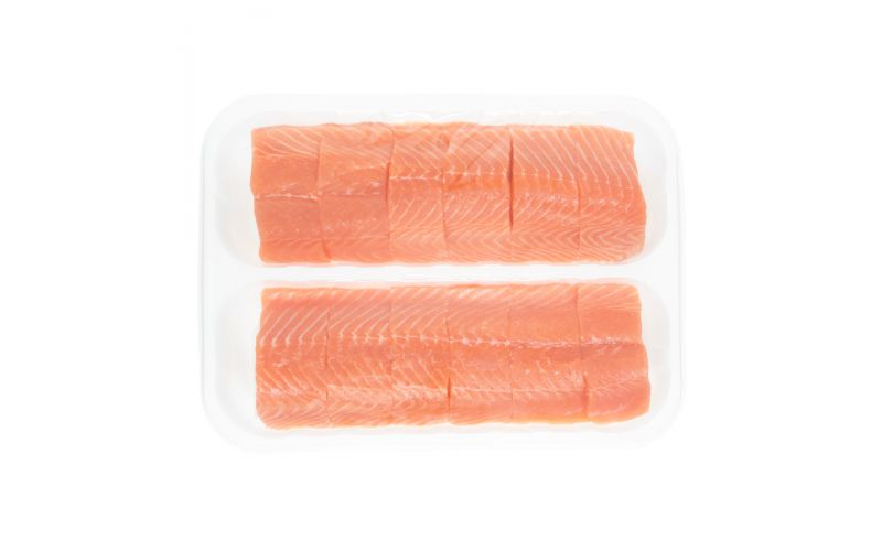 Farm Raised Skinless Scottish Salmon
