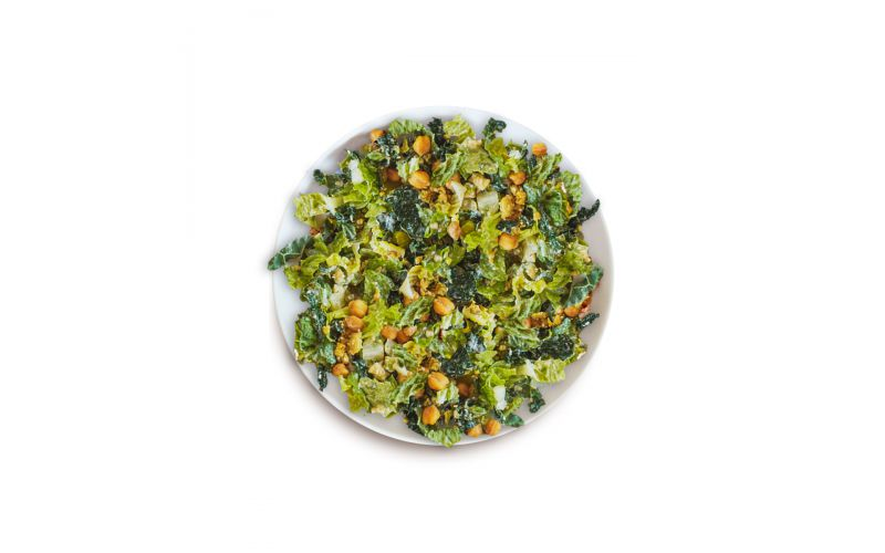 Organic Vegan Ceasar Salad