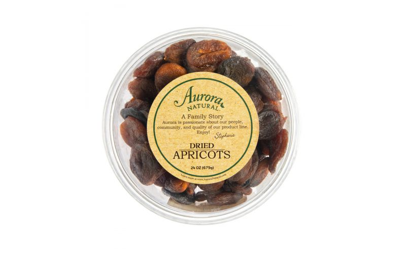 All Natural Apricots