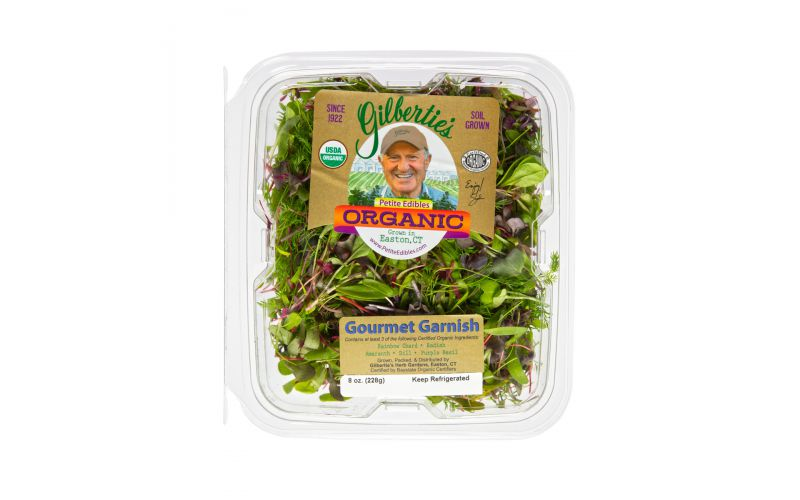 Organic Micro Gourmet Garnish Blend