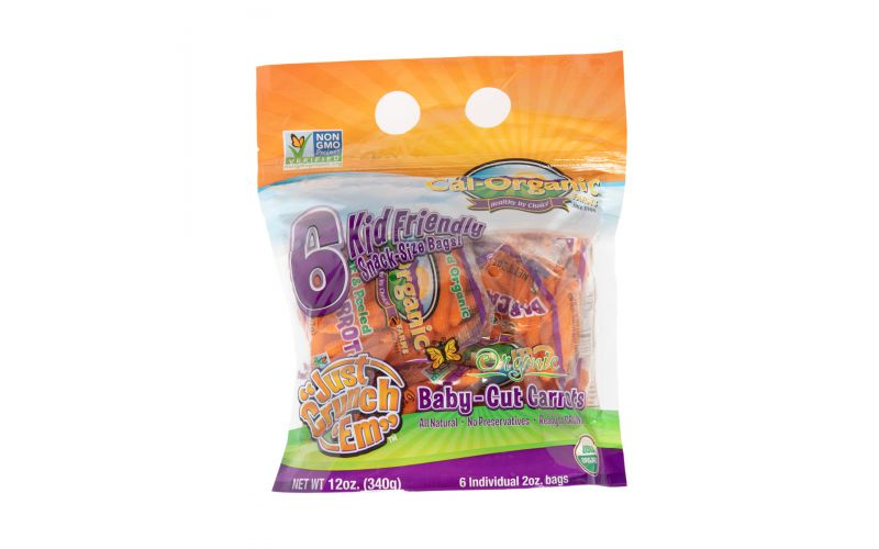 Snack Pack Organic Baby Carrots