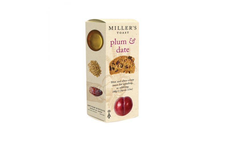 Plum & Date Crackers