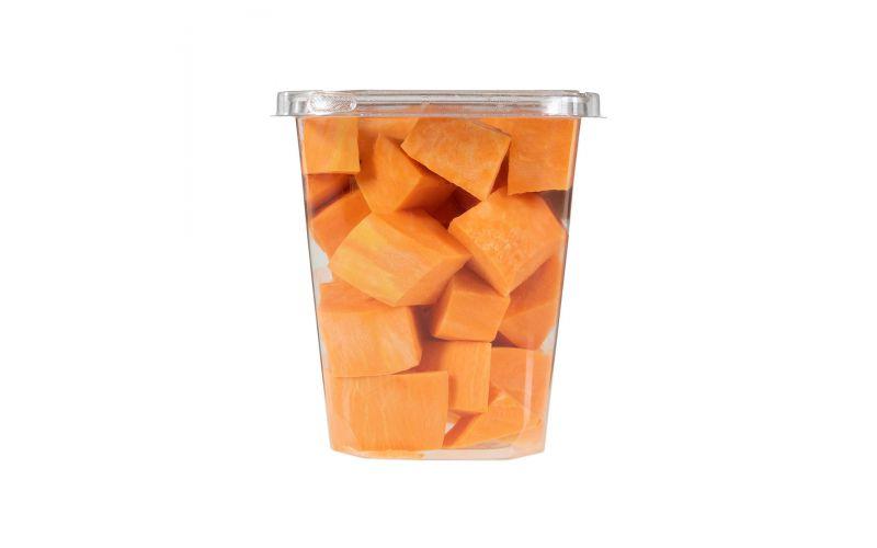 Organic Yam Cubes
