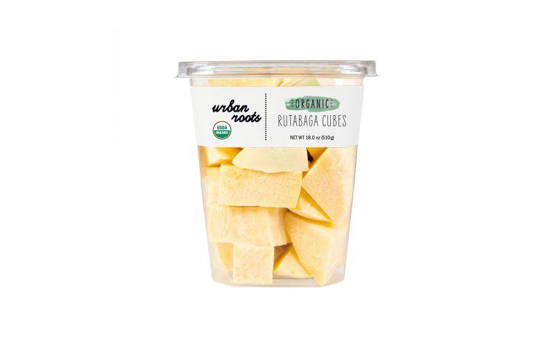 Organic Rutabaga Cubes