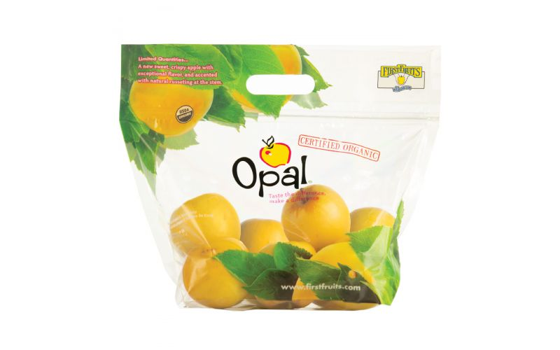 Organic Opal Apples