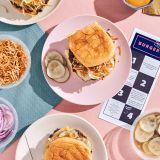Bar Sardine Burger Kit
