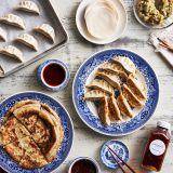 Chicken and Zucchini DIY Dumpling Kit