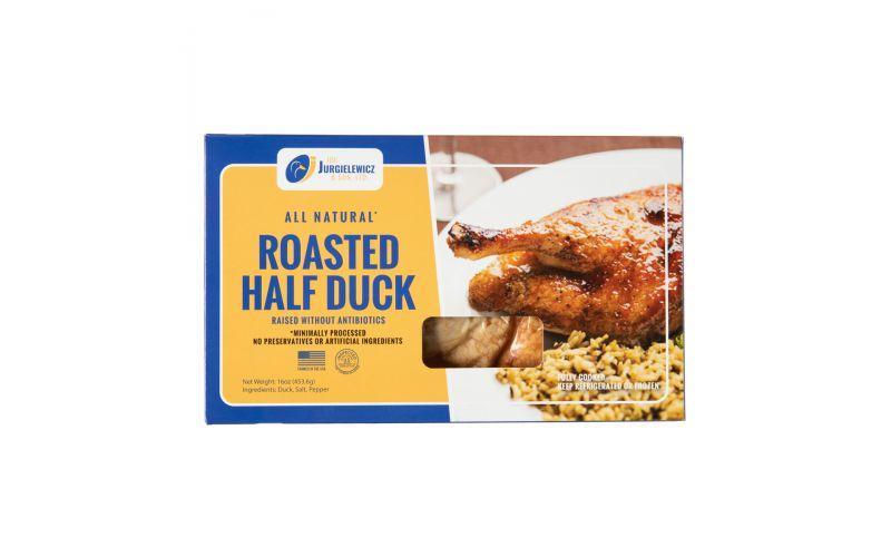 ABF Roasted Half of Duck