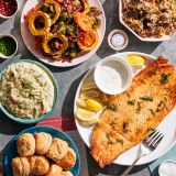 Salmon Holiday Roast