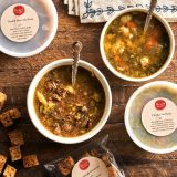 Carne Soup Set