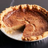 Traditional Maple Pie
