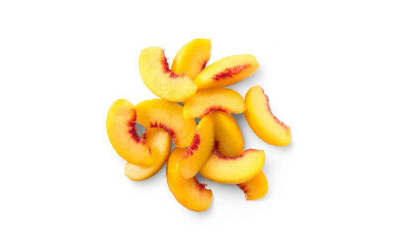 Frozen Sliced Peaches