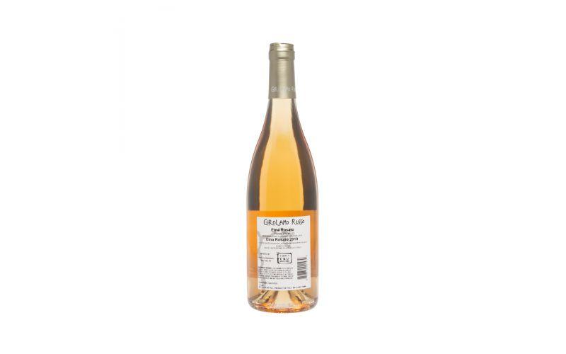 Organic Girolamo Russo Dry Rose 2019